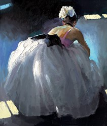 Tranquil Beauty by Sherree Valentine Daines - Canvas on Board sized 9x11 inches. Available from Whitewall Galleries